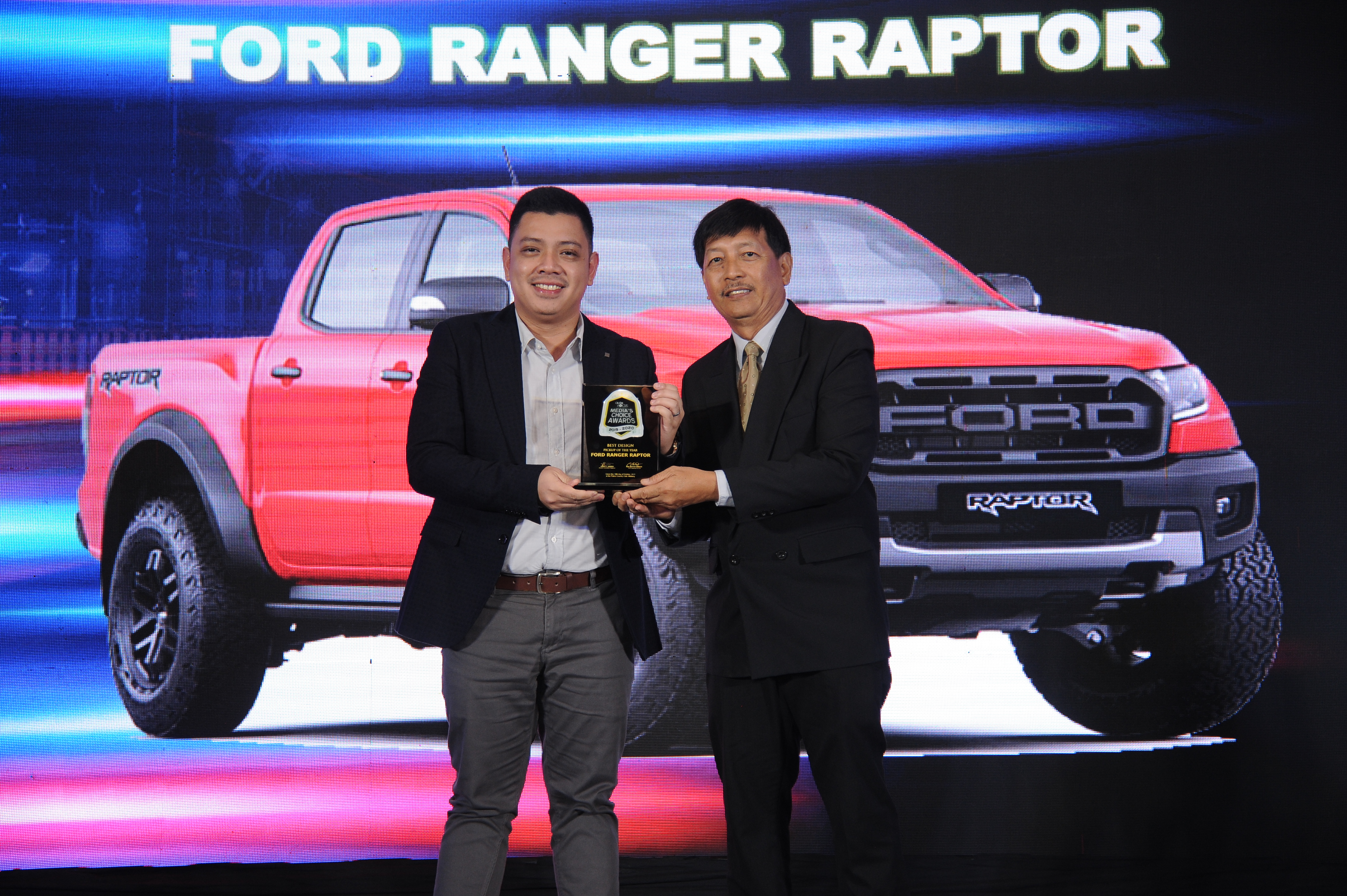 Ford Philippines Dominates Pickup Category In 2019 2020 Auto Focus Media S Choice Awards Motoph Motoph Com